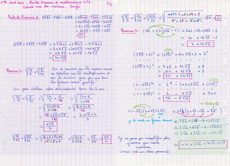 Le Tableau Noir Des Mathematiques